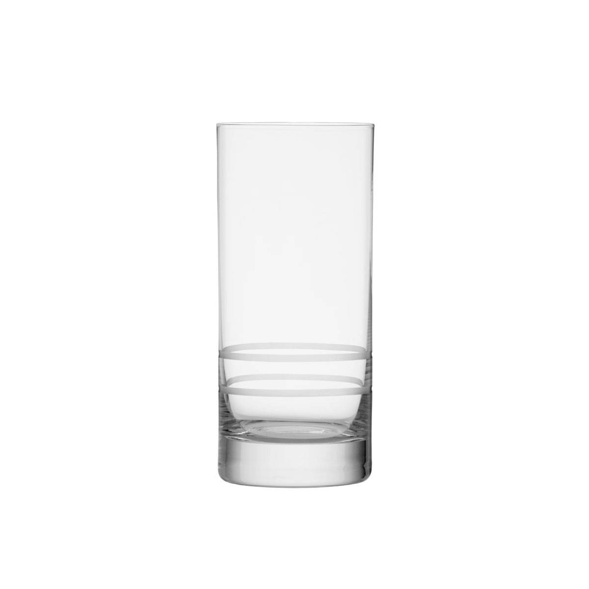 Schott Zwiesel Tritan Crystal, Crafthouse Iceberg Collins Glass, Single