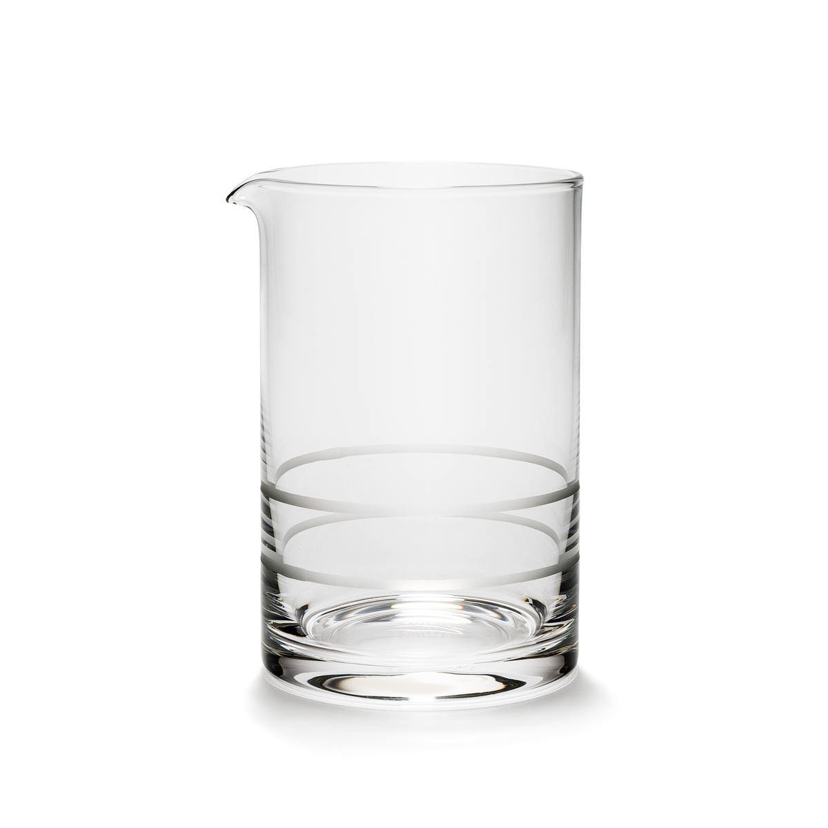 Schott Zwiesel Tritan Crystal, Crafthouse Mixing Glass, Single