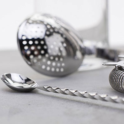 Crafthouse by Fortessa Professional Barware, Stainless Steel Bar Spoon