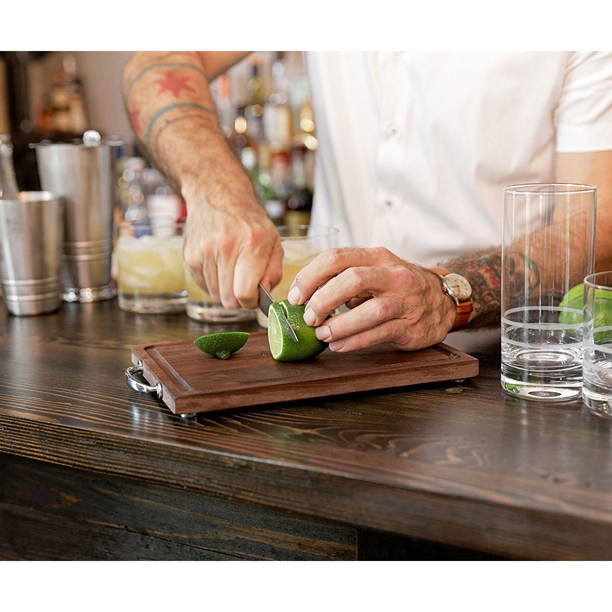 Crafthouse by Fortessa Professional Barware, Wood Cutting Board