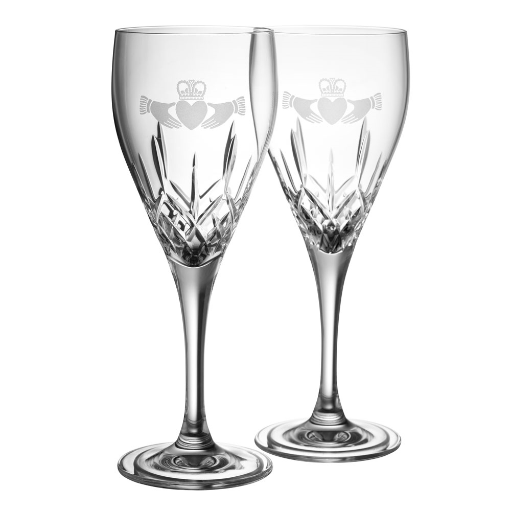 Galway Claddagh White Wine Pair