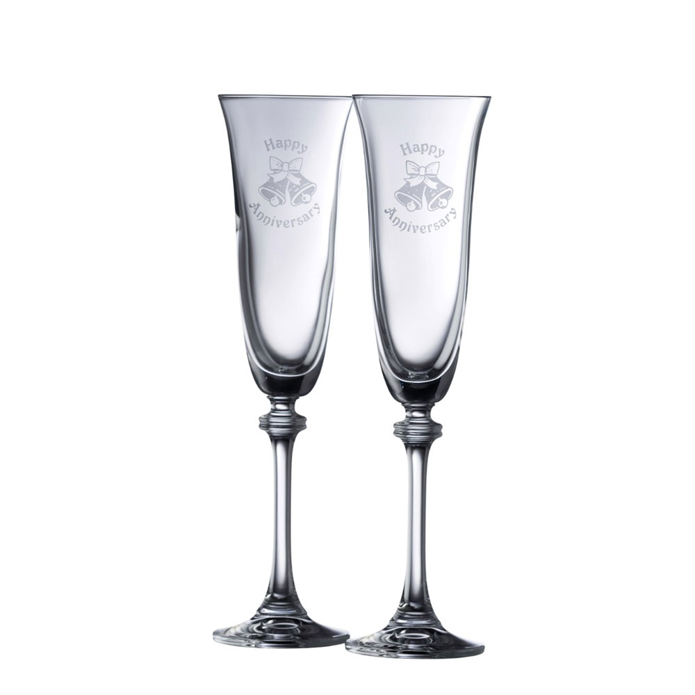 Galway Happy Anniversary Liberty Flute Pair