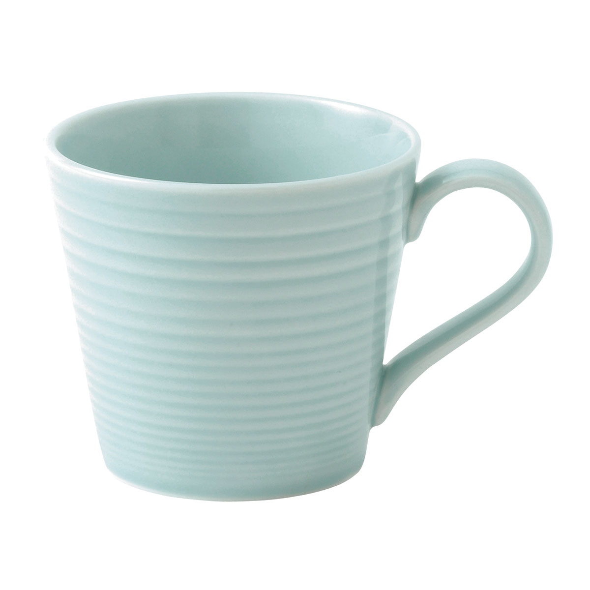 Royal Doulton Gordon Ramsay Maze Blue Mug 14 Oz