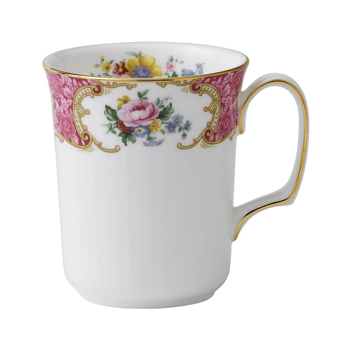 Royal Albert Lady Carlyle Beaker Mug, Single