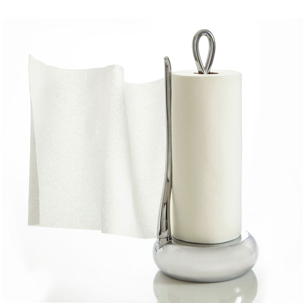 Nambe Metal Gourmet Paper Towel Holder