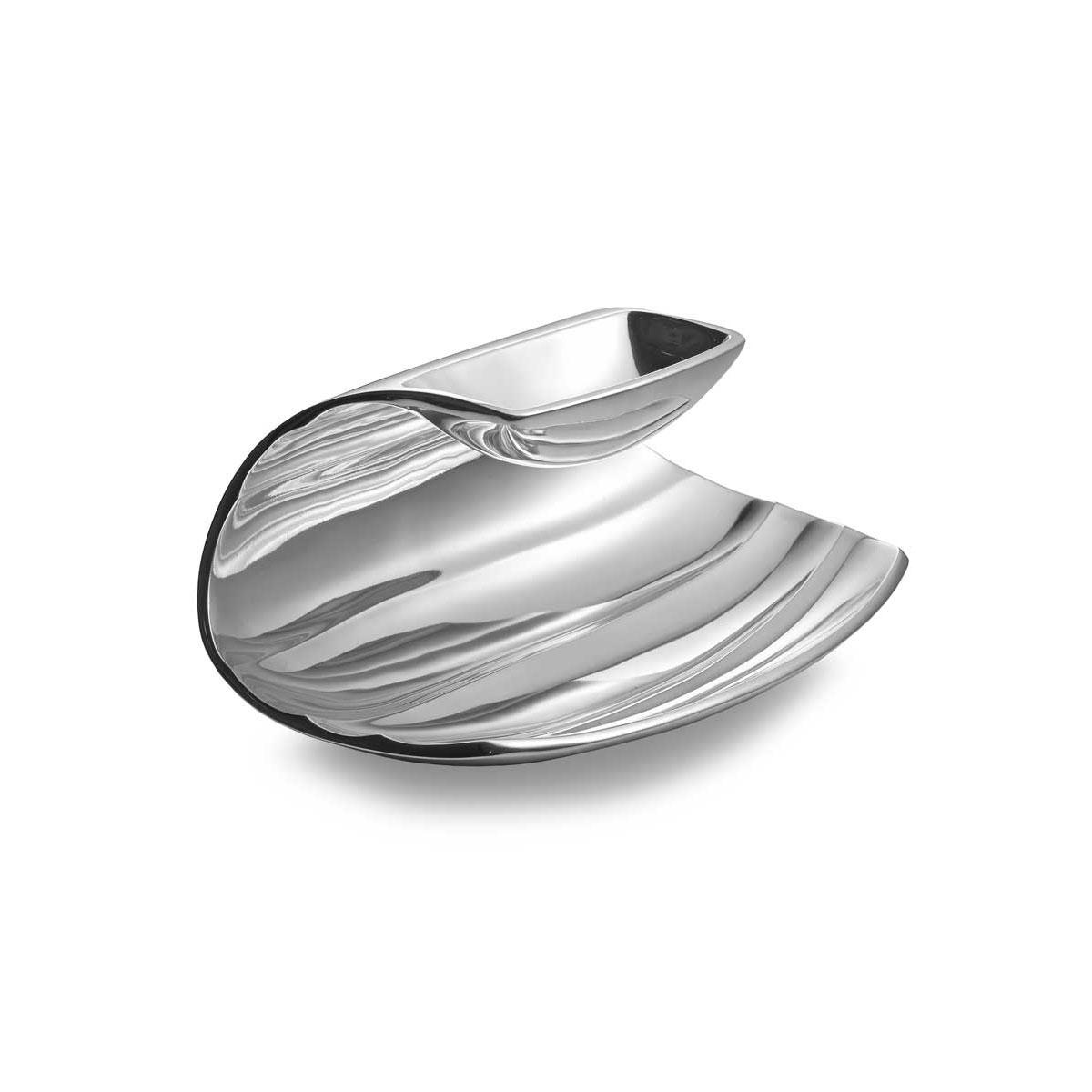 Nambe Metal Drift Chip and Dip