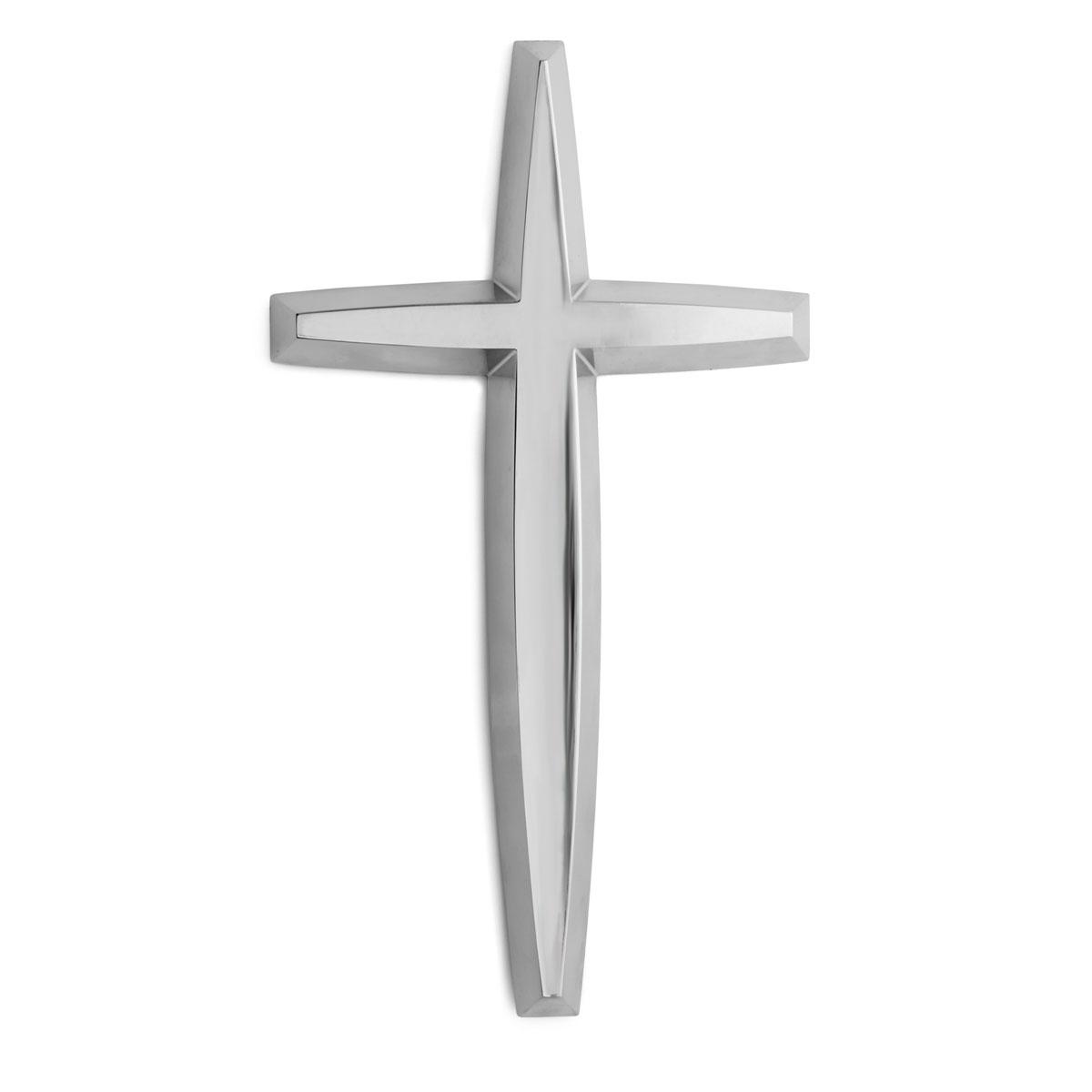 Nambe Metal Wall Cross