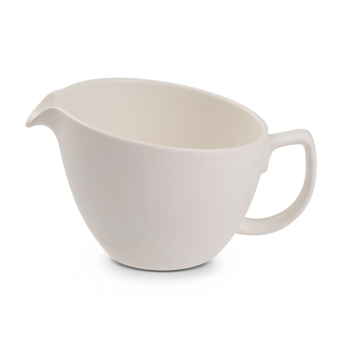 Nambe Orbit Cream Pitcher Starry White