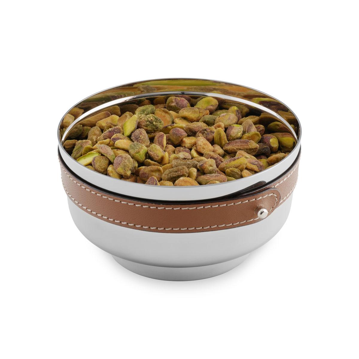 Nambe Tahoe Nut Bowl