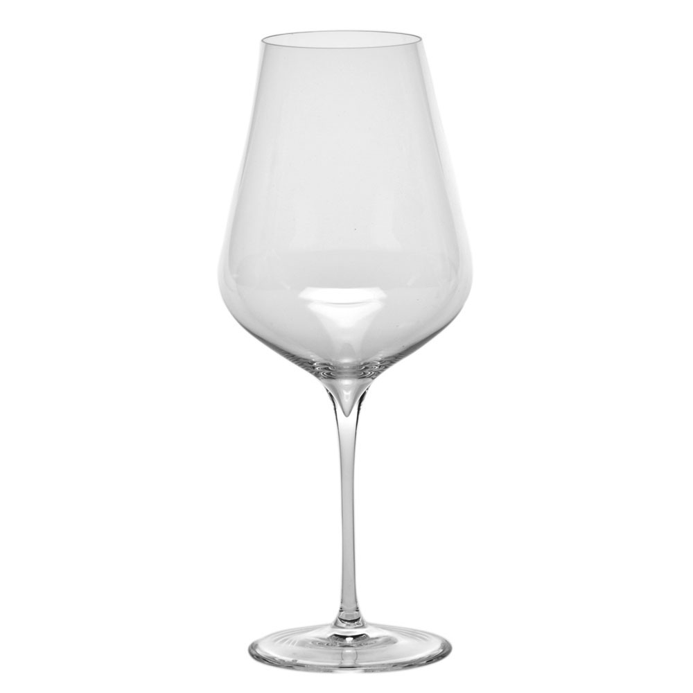 Moser Crystal Oeno Red Wine Glass, Single