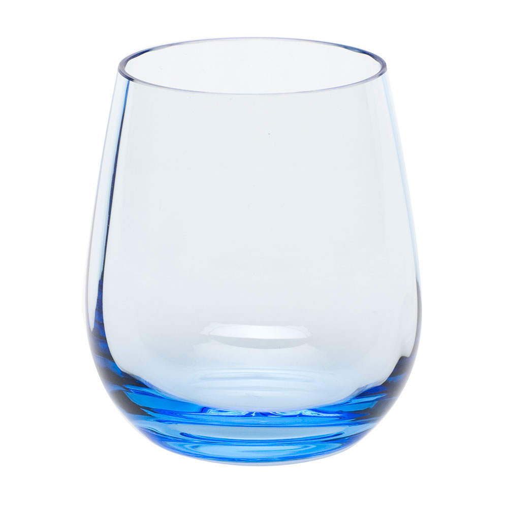 Moser Crystal Optic D.O.F. 12.2 Oz. Aquamarine