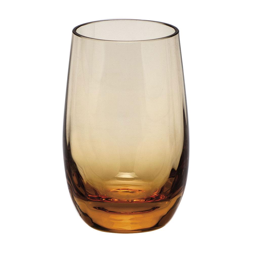 Moser Crystal Optic Vodka 2.7 Oz. Topaz