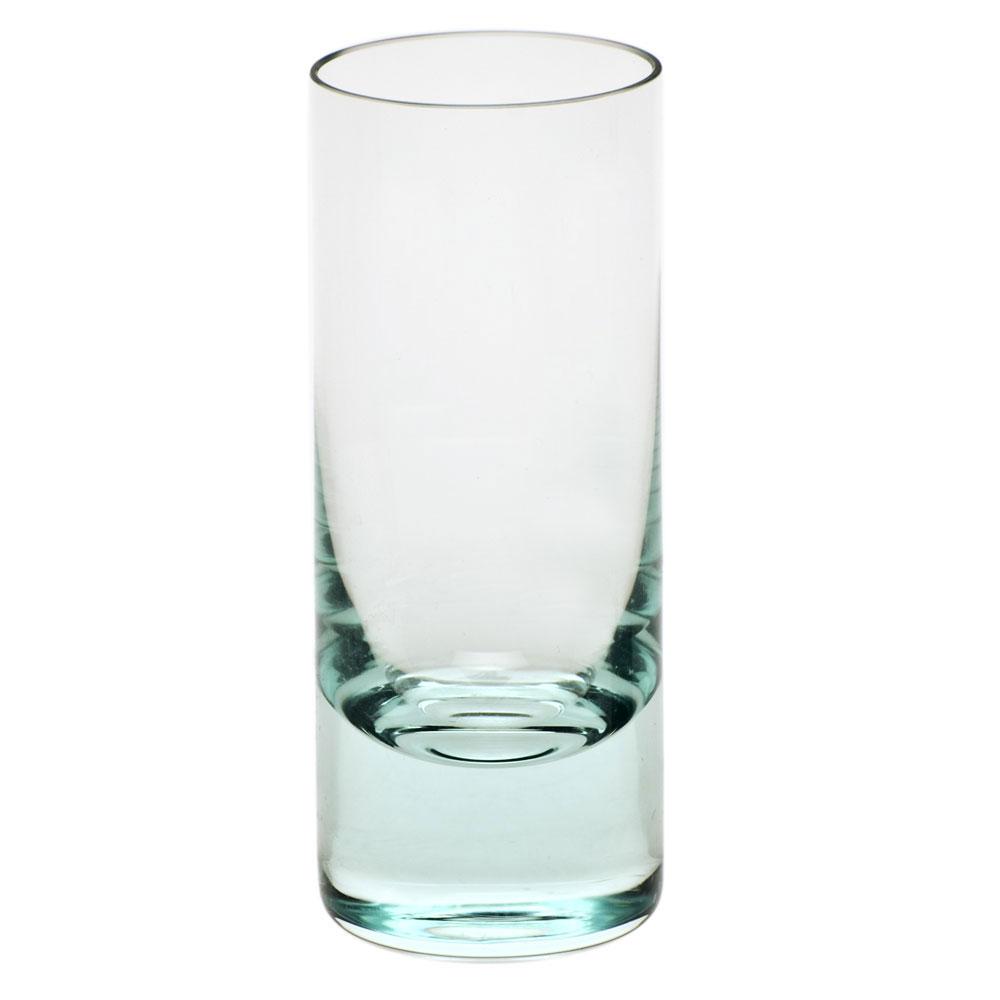 Moser Crystal Vodka Shot Glass, Beryl