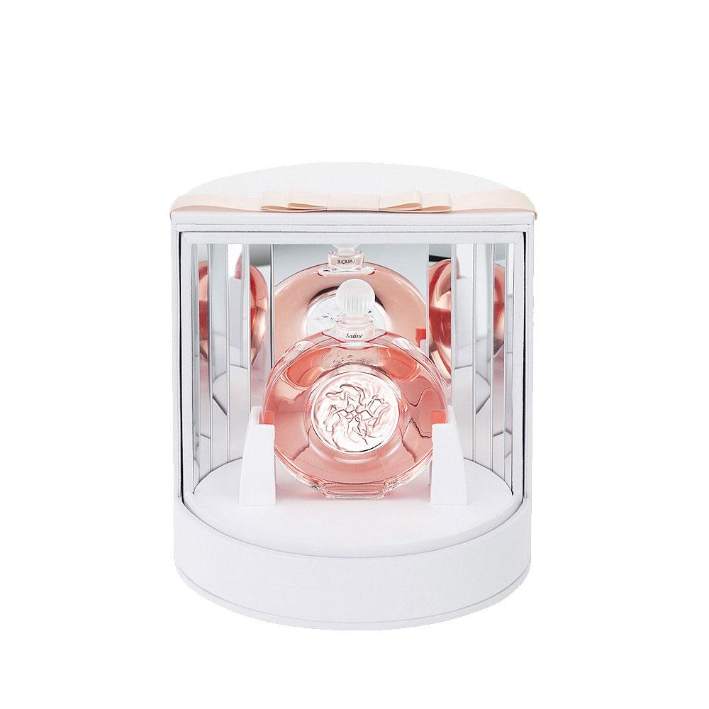 Lalique Perfume de Lalique Satine, Crystal Flacon