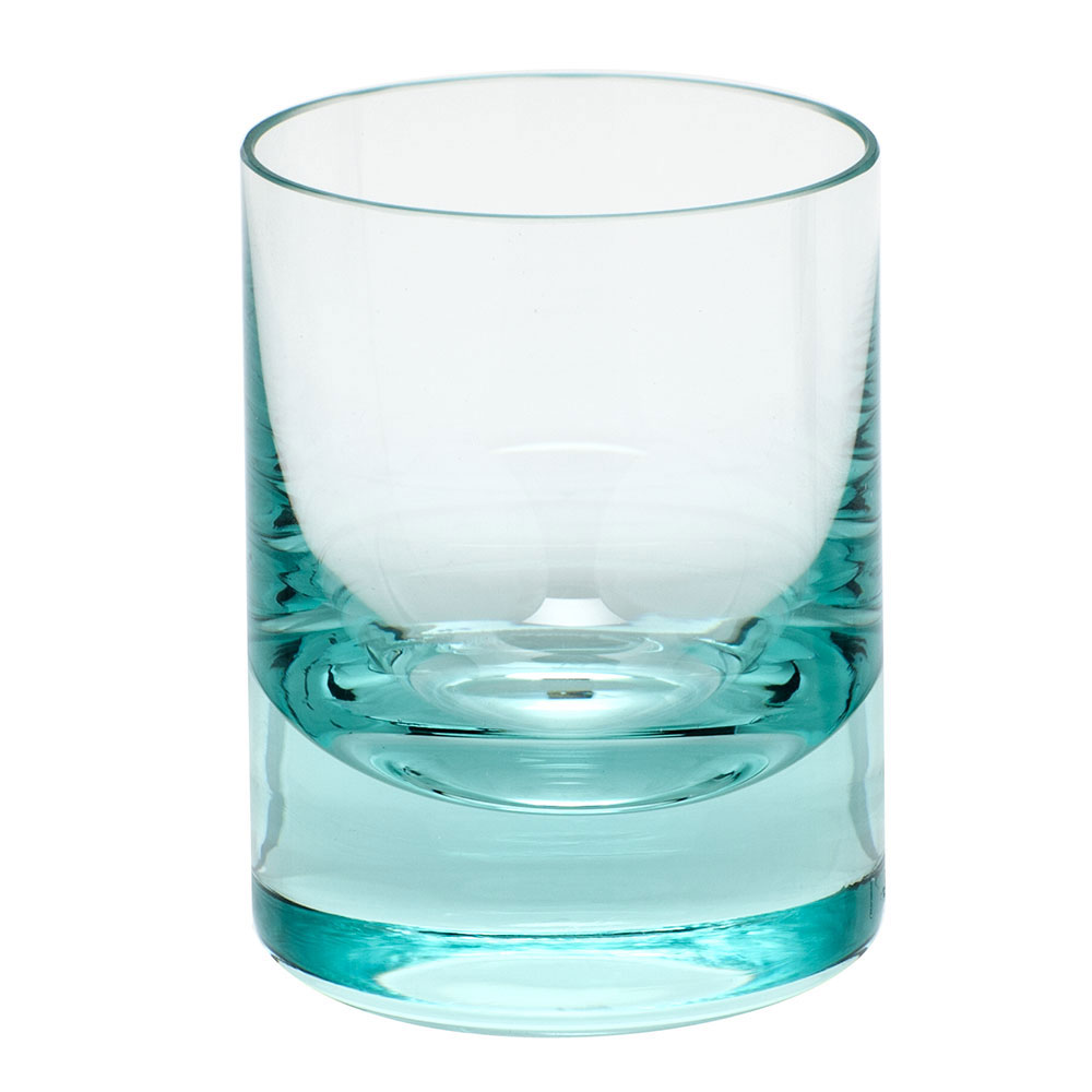Moser Crystal Whisky Shot Glass 2 Oz. Beryl