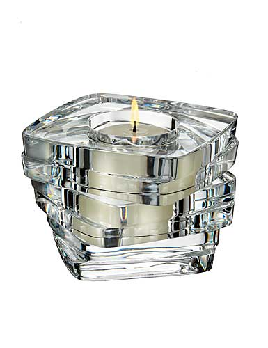 "Rogaska Crystal, Superior 5"" Crystal Votive"