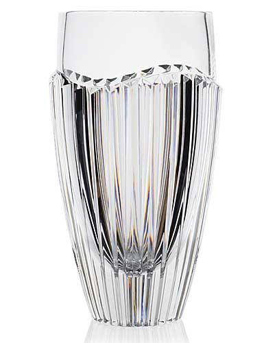 "Rogaska Oceania 12"" Vase"