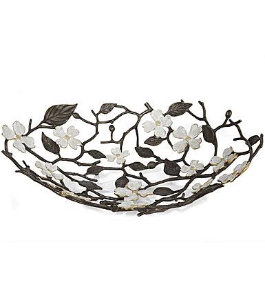 Michael Aram Dogwood Centerpiece Bowl