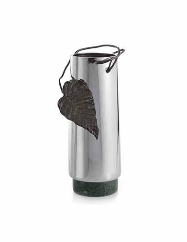 "Michael Aram Rainforest 15"" Vase"