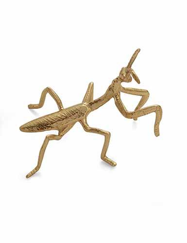 Michael Aram Rainforest Mantis Sculpture