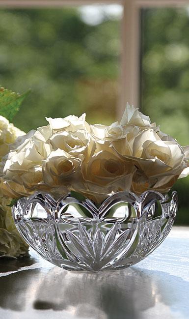 Cashs Crystal Hawthorne Fairy Heart Bowl