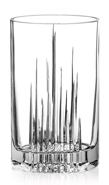 "Rogaska Crystal, Pulse 12"" Crystal Vase"