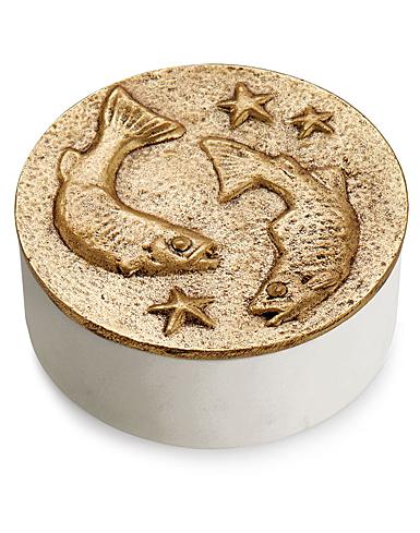Michael Aram Zodiac Box - Pisces
