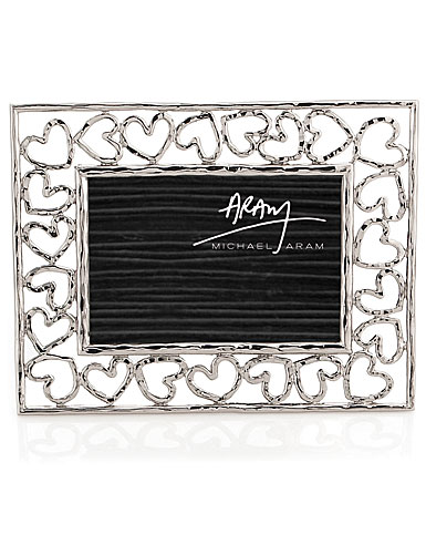 Michael Aram Heart 4x6 Photo Frame