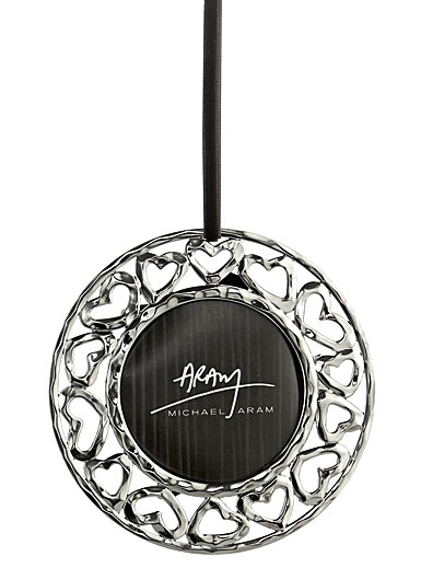 Michael Aram 2017 Heart Frame Ornament