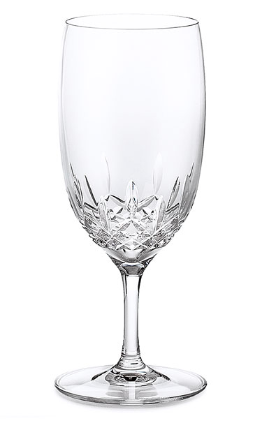 Waterford Crystal, Lismore Essence Iced Beverage Water Glass, Single