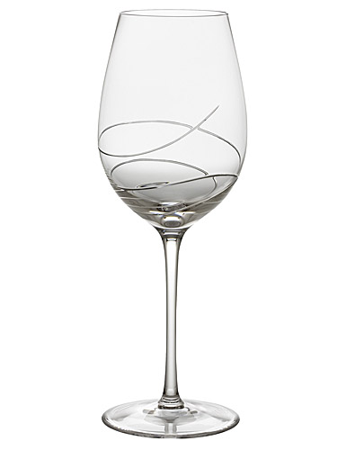 Waterford Crystal, Ballet Ribbon Essence Crystal Red Wine Goblet, Single