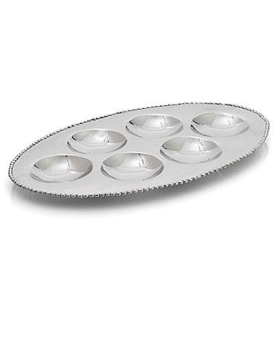 Michael Aram Molten Seder Plate