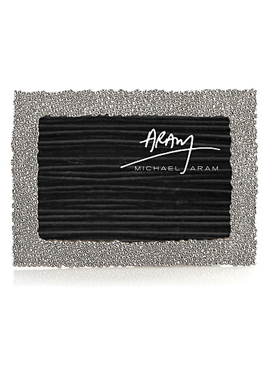 Michael Aram New Molten 4x6 Photo Frame