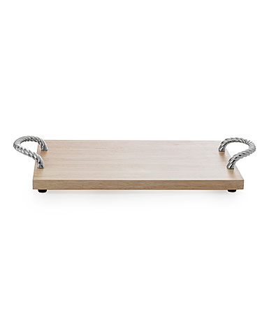 Michael Aram Twist Bread Board
