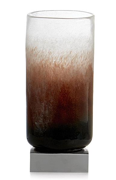 "Michael Aram Torched Glass 14"" Vase"