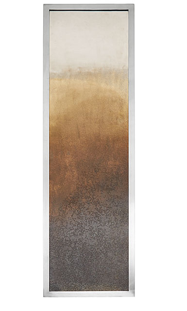Michael Aram Torched Verticle Wall Art, Limited Edition