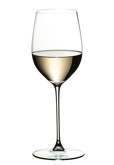 Riedel Veritas, Viognier, Chardonnay Crystal Wine Glass, Single