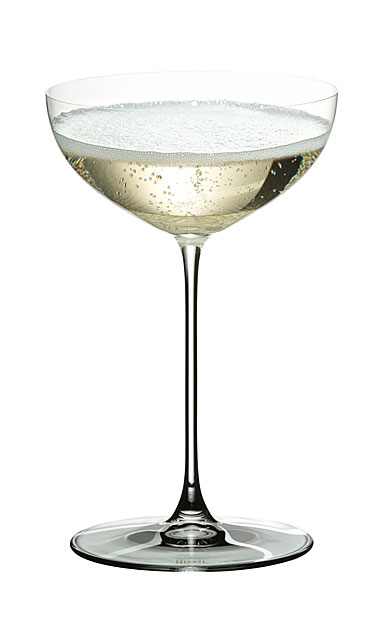 Riedel Veritas, Moscato/Coupe Crystal Wine Glass, Single