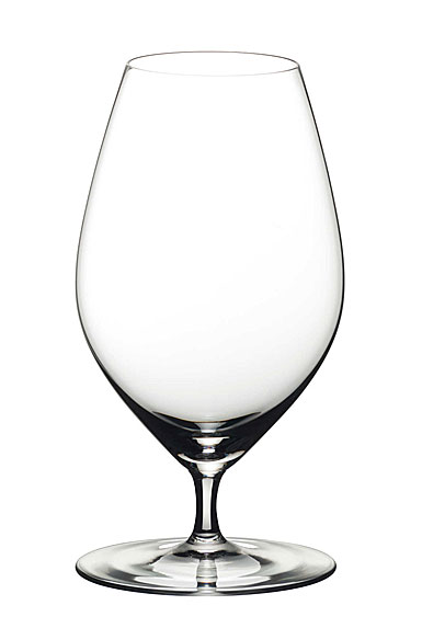 Riedel Veritas Crystal Beer Glass, Single