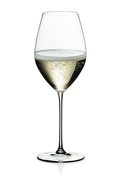 Riedel Veritas, Champagne Crystal Glass, Single