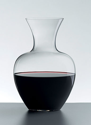 Riedel Apple Crystal Wine Decanter