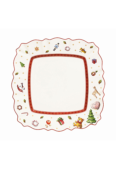 Villeroy and Boch Toy's Delight Square Salad Plate
