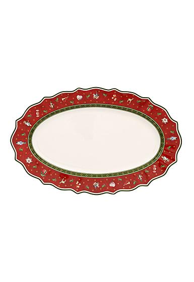 Villeroy and Boch Toy's Delight Medium Oval Platter