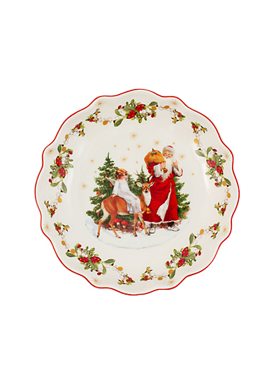 Villeroy and Boch 2020 Annual Christmas Edition Small Bowl