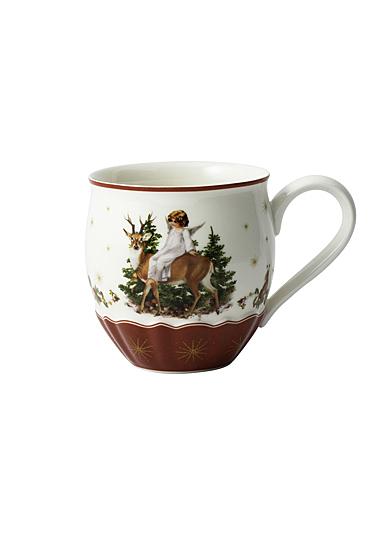 Villeroy and Boch 2020 Annual Christmas Edition Mug, Single