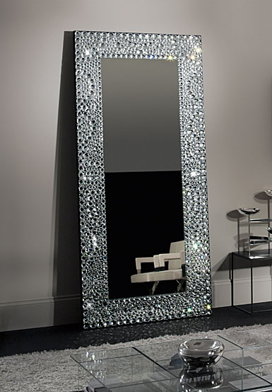 Waterford John Rocha Solas Floor Mirror