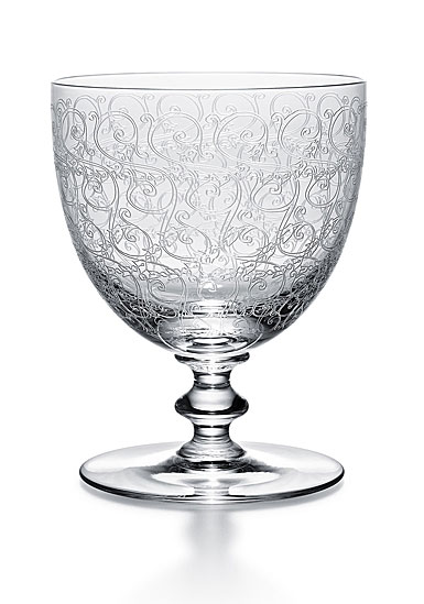 Baccarat Crystal Rohan Red Wine Number 3 Glass, Single