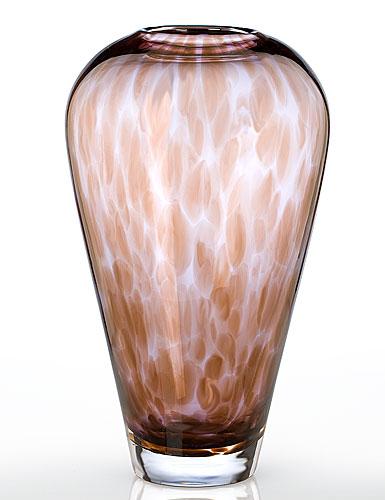 Waterford Evolution Urban Safari Spotted Vase