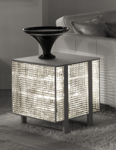 Waterford Jo Sampson Collection London Side Table