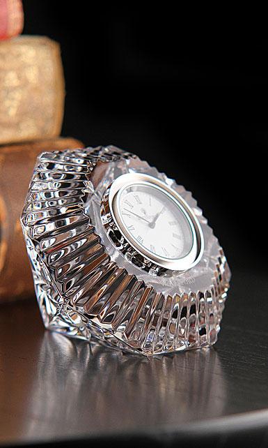 Waterford Classic Lismore Diamond Clock